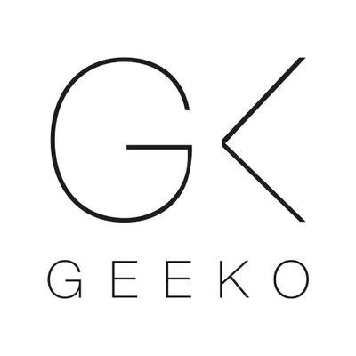 Logo de la boutique partenaire Geeko spécialisée dans les meubles pour gamers