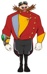 Eggman et son look made in Sonic Boom