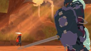 Furi est un jeu de duel avant tout