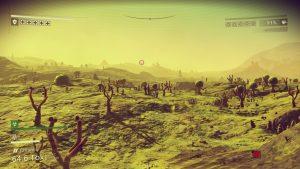 Voilà à quoi ressemble là plus part des planètes de ma partie