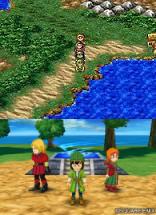 Alors c'est chouette de pouvoir se balader sur la map comme dans les jeux actuels mais... c'est un vaste néant.