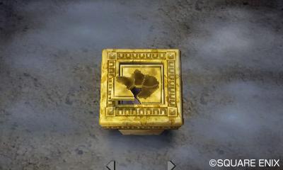 Les fragments des tablettes de voyageurs sont à assembler sous la forme de puzzle game.
