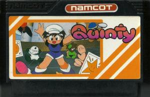 Quinty : le premier jeu que développa Satoshi Tajiri