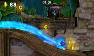 Go Sonic, Go !