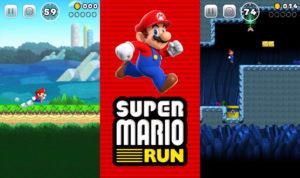 Même si Super Mario Run devient un très bon jeu, il n'en reste pas moins très éloigné d'un triple A.