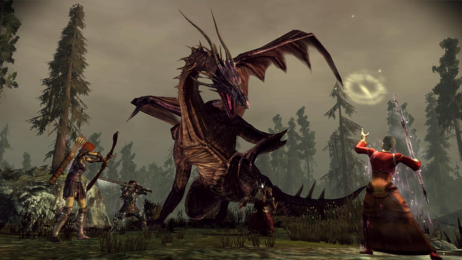 Une petite partie de Dragon Age : Origins en réalité virtuelle ? Ça n'intéresse personne ?
