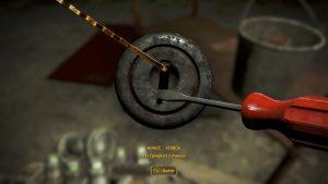 Le crochetage et le piratage de terminaux n'ont pas changé depuis Fallout 3.
