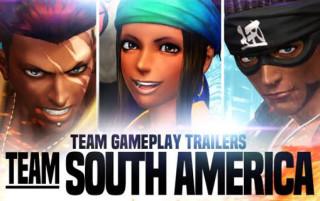 KOF-XIV-Team-South-America