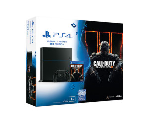 Bundle PS4 1 To - CoD Black Ops III - DLC.02