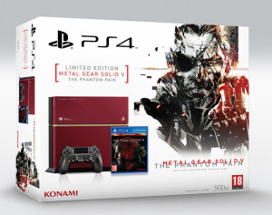 Bundle PS4  Metal Gear Solid V The Phantom Pain-01