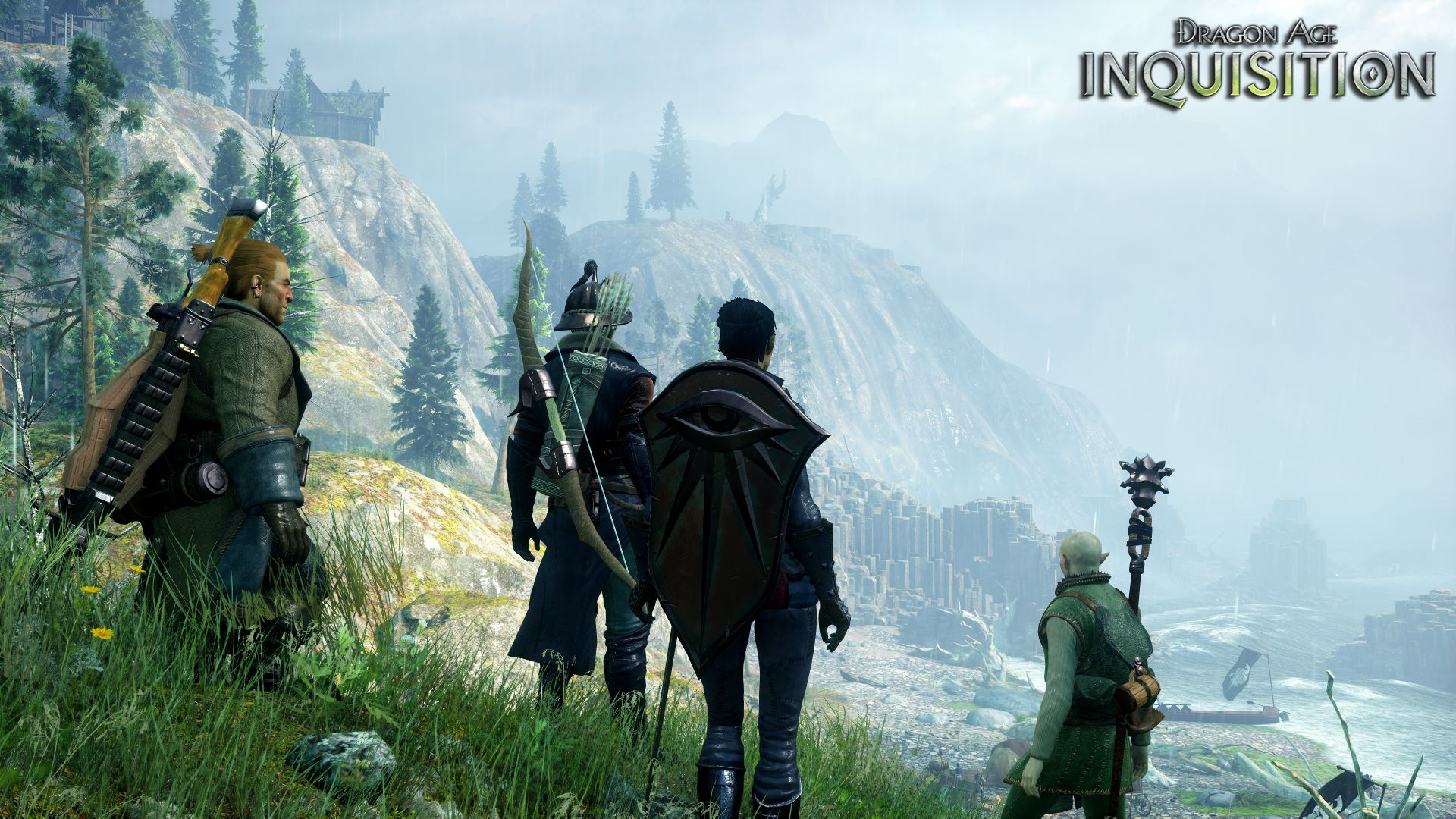 Dragon Age Inquisition Wallpaper 1920x1080 Labzada