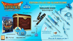 Dragon Quest Heroes-Collector