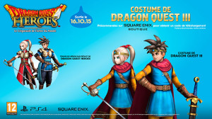 Dragon Quest Heroes-Costume