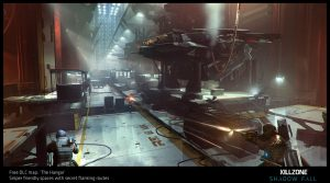 Hangar- Killzone SF