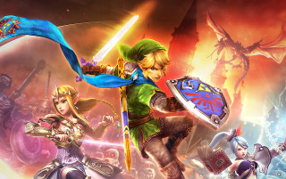 Hyrule Warriors-News