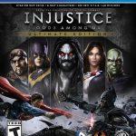 Injustice- PS4