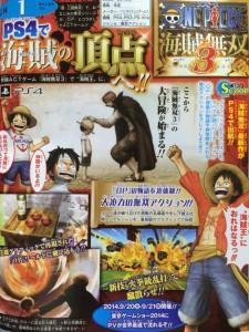 One Piece Warriors 3