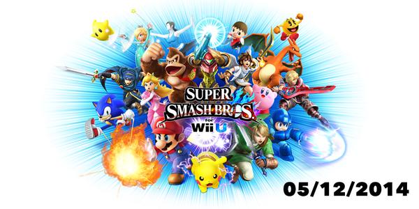 Super Smash Bros. for Wii U-Date FR