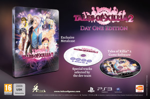 Tales of Xillia 2 en édition Day One