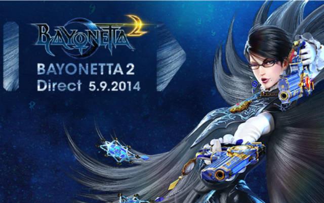 Bayonetta Direct