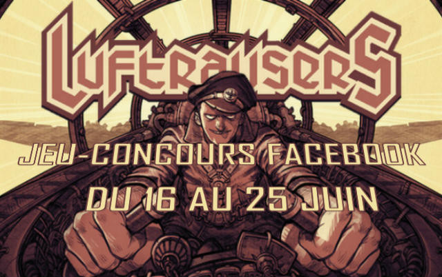 Concours Luftrausers