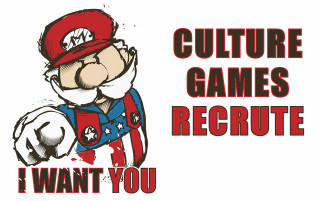 Culture Games recrute !