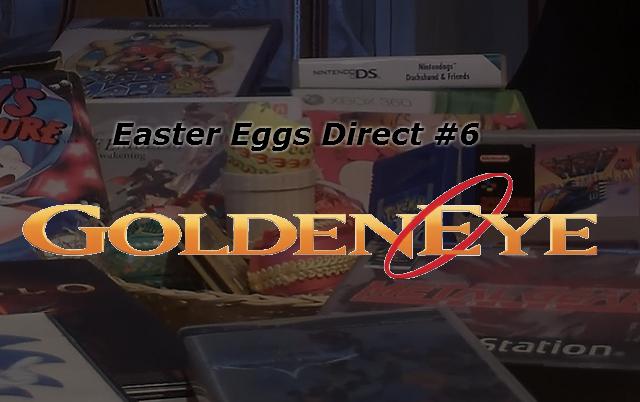 easter egg goldeneye