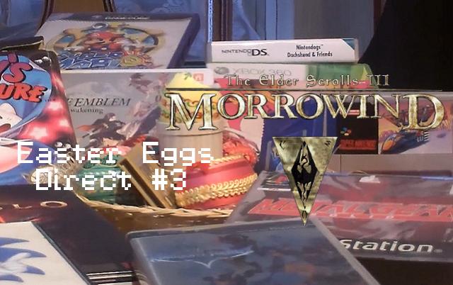 easter egg morrowind