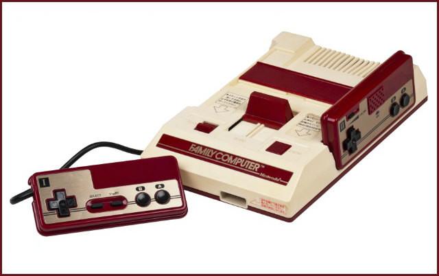 La Famicom fête ses 31 ans