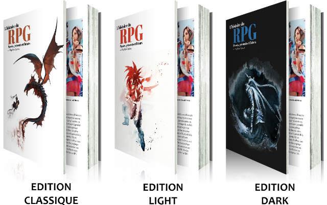 Pix N' Love - Histoire du RPG