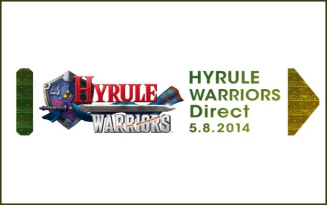 Hyrule Warriors Direct