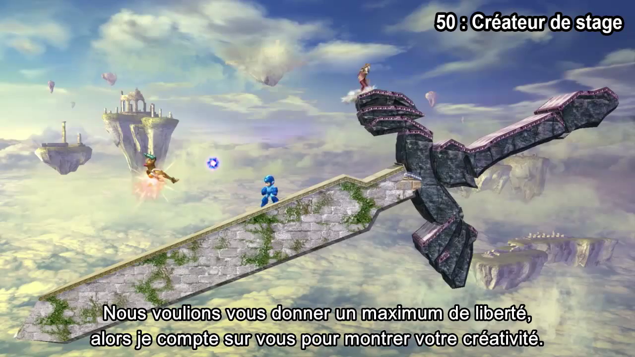 ssb wii u direct   les 50 raisons de jouer  u00e0 smash bros par nintendo
