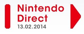 Nintendo Direct 13 02 2014