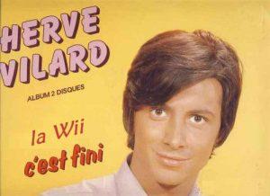 """La Wii c'est fini"" - (presque) Hervé Vilard"