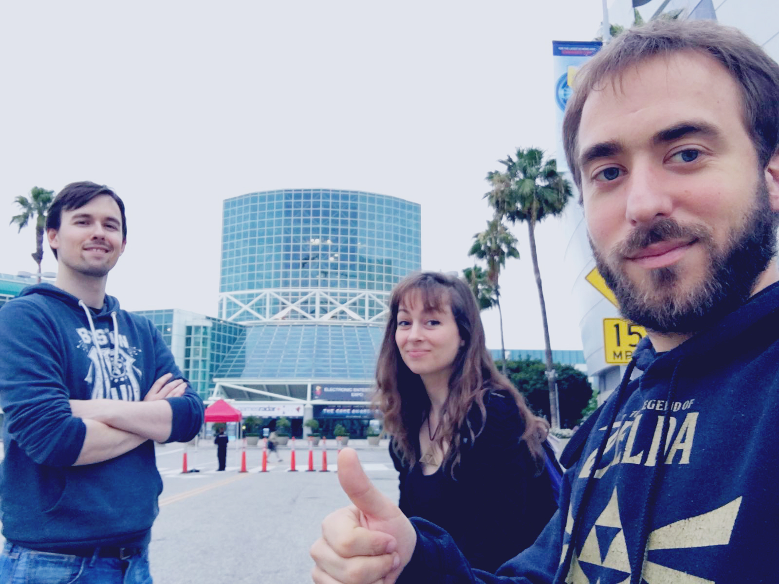 Toothpick, NekoCam et Gorn à l'E3 2016 !