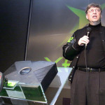 Microsoft Corp. chairman Bill Gates introduces its
