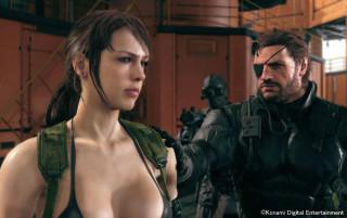 TGS 2014 - 30 nouvelles images de Metal Gear Solid V : The Phantom Pain