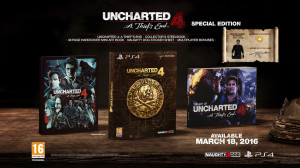 uncharted 4 special