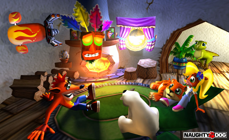 Le clan Bandicoot