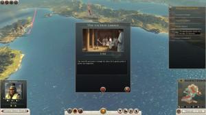 Rome Total War screen 5