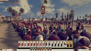 Rome Total War screen 6