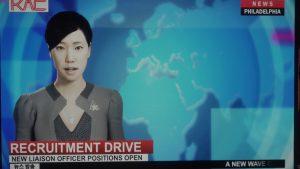 Les Nord-Coréens dominent le monde (oui, c'est un jeu).