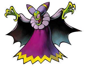 Graguemona : Le premier méchant est une méchante...