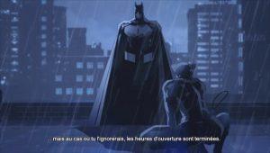 Les cinématiques sont en animations comics.