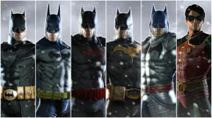 Des costumes sont à débloquer pour vos super-héros.