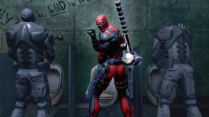 Deadpool n'est pas très fourni en matière de gameplay...