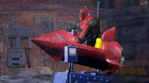 Deadpool n'est pas tout à fait sain d'esprit...