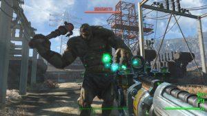 Les combats de Fallout 4 profitent de l'expérience des développeurs de id Software.