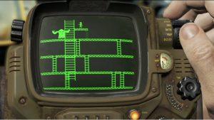 Le Pip-Boy permet également de jouer à des mini-jeux dissimulés dans le Commonwealth.