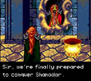 L'empereur complote avec Ahriman